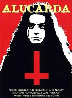 Alucarda, la hija de las tinieblas (1977) [Alucarda Innocents from Hell / Mark of the Devil Part 3: Innocence from Hell / Sisters of Satan]