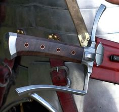 Can anyone tell me if a grosse messer like this ever existed? : SWORDS