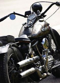 Biker Kiss : Photo