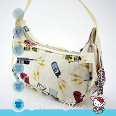 HPx2HARAJUKU lovers bag - Cellphones Brand new without tags. I'm helping my sister sell her bags. She's a compulsive shopper but aren't we all. Cute cellphone pattern. Inside zipper compartment. Material is canvas. ❌NO TRADE❌ Harajuku Lovers Bags