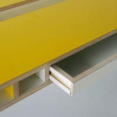 Insekt Desk +Adult Drawer