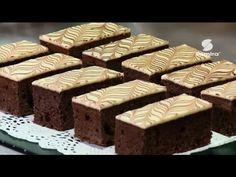 Opera : gateau roulé - Samira Tv   اوبيرا : قطع حلوى بالشوكولا - قناة سميرة - YouTube