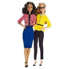 Barbie President and Vice President Dolls 2 Pack : Target
