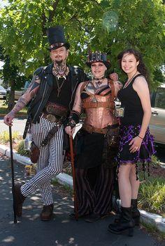 Very Voudou! Steampunk Cosplay, Steampunk Clothing, Steampunk Fashion, Diesel Punk, Cyberpunk, World's Fair, To My Daughter, Dress Up, Photoshoot