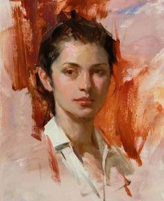 Figure Painting, Painting & Drawing, Tag Art, Guache, Portrait Illustration, Rembrandt, Portrait Art, Portrait Paintings, Beautiful Paintings