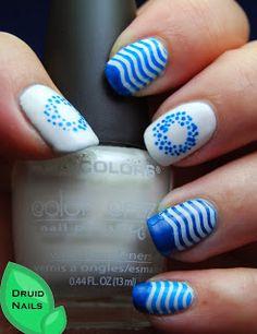 Diabetes Awareness by Druid Nails