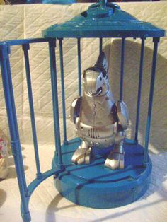 POLLY THE TEKNO PARROT WITH CAGE-*A INTERACTIVE ROBOT PET