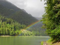 Haute Savoie, arc en ciel
