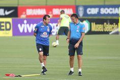 Futuro de Dunga e Gilmar na Seleção será discutido a partir de terça-feira #globoesporte