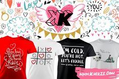 ¡En www.kmikze.com tenemos camis ideales para ese regalo de San Valentín que aún no tienes pensado! #buenosdias #sanvalentin