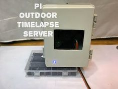Picture of Pi Outdoor Timelapse Server