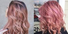 12 Gorgeous Photos of Rose Gold Hair That Will Make You Want to Dye Your Hair Right This Second - Cosmopolitan.com