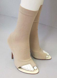 Shoes Helmut Lang (Austrian, born 1956) Date: spring/summer 2003 Culture: Austrian Medium: synthetic, leather