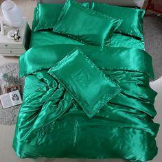 Silk Sheets, Flat Sheets, Bed Sheets, Satin Bedding, Linen Bedding, Bed Linens, Comforter, Drap Satin, Palm Springs