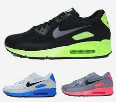 NIKE AIR MAX 90 PREMIUM COMFORT EM 3COLORS #sneaker
