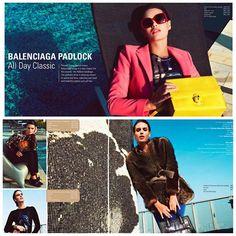 Good morning☀️ BALENCIAGA Fashion story. Hair&makeup by KAORI'WS. . #kaoriws #hairmake #tbt #ヘアメイク #balenciaga #Fashion #magazine #pool #aw #fw #gm