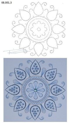 Latest Trend in Paper Embroidery - Craft & Patterns Embroidery Cards, Embroidery Patterns, Hand Embroidery, Embroidery Stitches, Card Patterns, Stitch Patterns, Art Carte, Sewing Cards, String Art Patterns