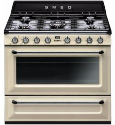 Smeg TRA90P Freestanding Electric Oven/Stove | Appliances Online