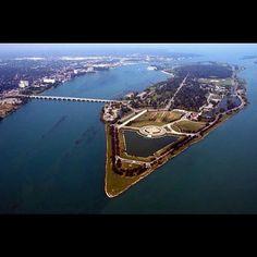 Belle Isle Park in Detroit, MI
