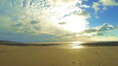 Newton beach near Porthcawl, Bridgend, South Wales, UK