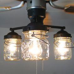 Glass Light Fixtures For Ceiling Fans