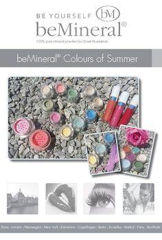 Scopri la magia del make-up minerale : www.mybeautyweek.it