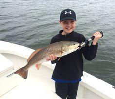 Redfish, 3-30-14, Sanibel, Captiva & Fort Myers Fishing Reports & Charters.