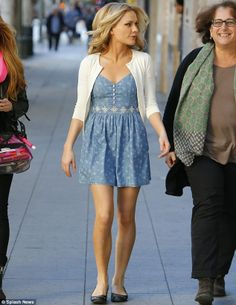 Anna Paquin--so cute! Culotte playsuit of amazingness. Even the fabric is perfect.