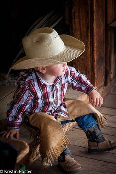 ♥ little cowboy
