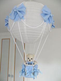 lampara-globo-bebe-azul-osito