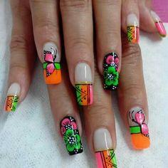 Bellas Nail Polish Designs, Nail Designs, Gel Nails, Manicures, Nail Art, Candy, Beauty, Virginia, Art Nails