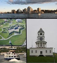 Halifax, Nova Scotia - one of my top favourite cities in Canada - take a 'ghost tour' if you can!  The city is rich in history tied to the ocean.
