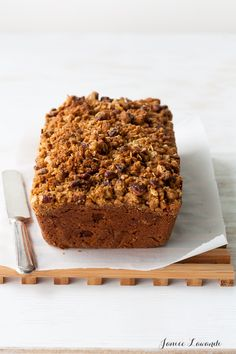 Brandy apple coffee cake | Janice Lawandi @ kitchen heals soul