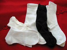 "The Sock Granny ""Everyone deserves warm feet."