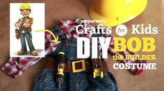 DIY Bob The Builder Costume | Crafts for Kids | PBS parents