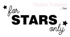 Misses Cherry: ★ Vintage Sterne & Plotter Freebie ★