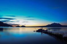 支笏湖(しこつこ)/北海道 きっとあなたが知らない!日本の絶景20選
