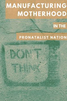 This is a great post about pronatalism, and The Baby Matrix!