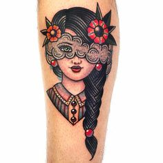 Head in the clouds with Dani Queipo Head Tattoos, Body Tattoos, Traditional Tattoo Woman, Traditional Tattoos, Hannah Tattoo, Cloud Tattoo, Black Girl Art, American Traditional, Get A Tattoo