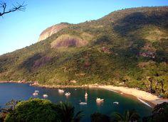Pouso da Cajaíba, em Parati-Mirim, Rio de Janeiro ( foto:  Fred Schinke/Flickr-Creative Commons)