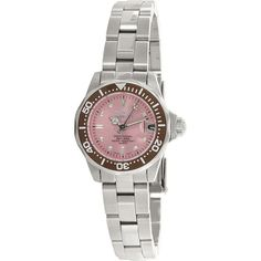 Invicta Women's Pro Diver 11443 Silver Stainless-Steel Quartz Watch