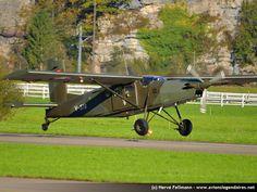 Pilatus PC-6 Turbo-Porter - Meiringen