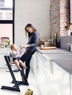 Stokke Tripp Trapp chair – a fan favorite for over 40years from the modern Scandinavian brand Stokke