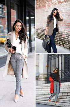Best Case 2018 Office Outfit Ideas, Try Now - Fashion Outfits Fall Office Outfits, Office Outfits Women, Fall Outfits For Work, Winter Fashion Outfits, Autumn Outfits, Summer Outfits, Work Wear, Oxford, Clothes For Women