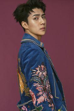 Sehun for L'Optimum Thai Magazine March Issue - EXOdicted - EXO Fansite