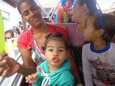 Meus amores... Irmã Bel e minha amada sobrinha Beatriz... Amor sem limites...