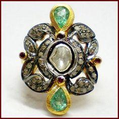 #Diamondring #Emeraldring #Victorianring #Antiquering #Silverring #Goldring #Vintagering