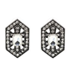 f39ffb11e 2017 New fashion Vintage statement Jewelry crystal geometric stud Earrings  for women Factory wholesale women gift Hot Sale-in Stud Earrings from  Jewelry ...