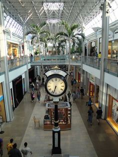 The Mall in Columbia is the central shopping mall for the planned community of Columbia, Maryland, United States. It has five anchor department stores and over 200 specialty stores. It includes a 14-screen AMC Theatres.