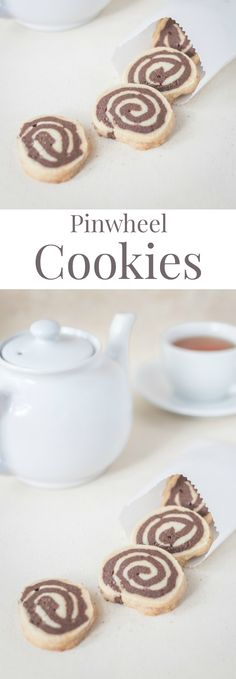 Perfect little Gluten Free Pinwheel Cookies! Free from the top eight allergens and Vegan too!